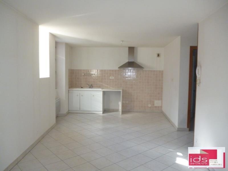 Rental apartment Arvillard 470€ CC - Picture 1