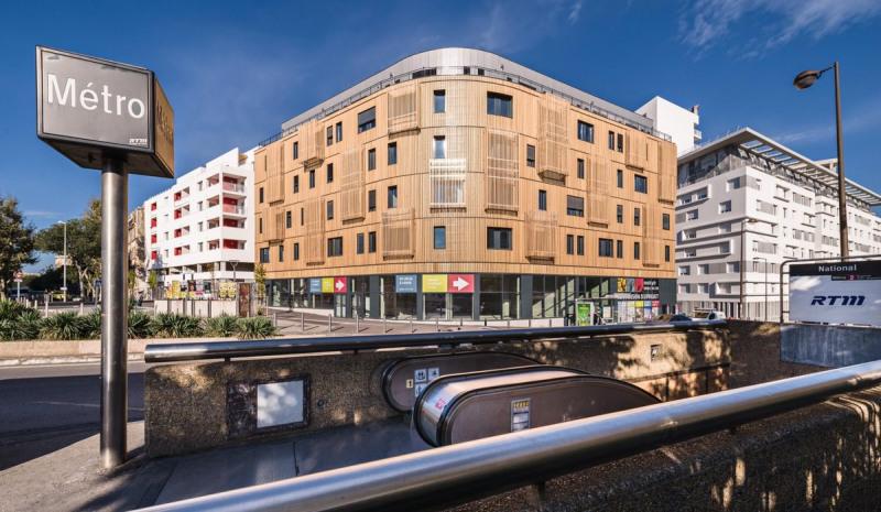 Sale empty room/storage Marseille 3ème 125000€ - Picture 1