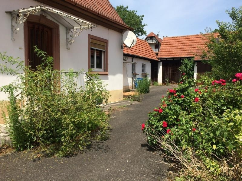Vente maison / villa Hatten 137280€ - Photo 3