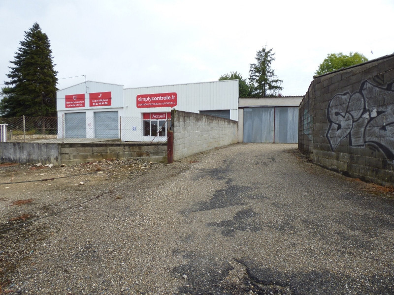 Location local commercial Bon encontre 1 700€ HT/HC - Photo 1