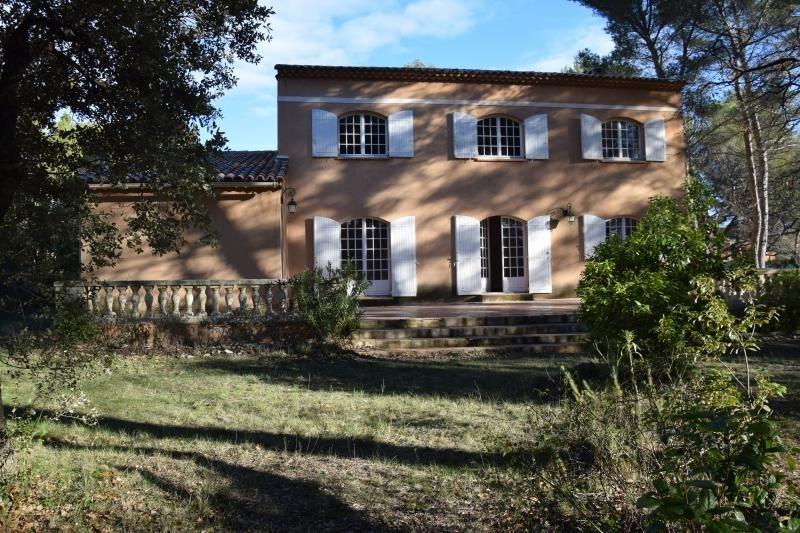 Vente maison / villa Eguilles 780000€ - Photo 3