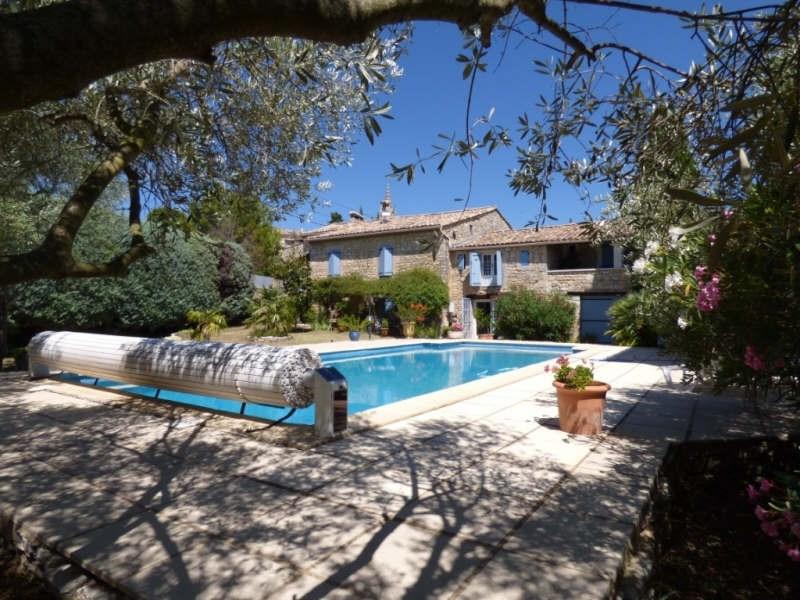 Verkoop van prestige  huis Goudargues 579000€ - Foto 10