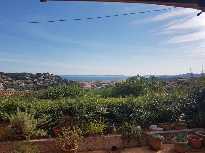 Magnifique vue mer pour ce T2 en rez-de-jardin