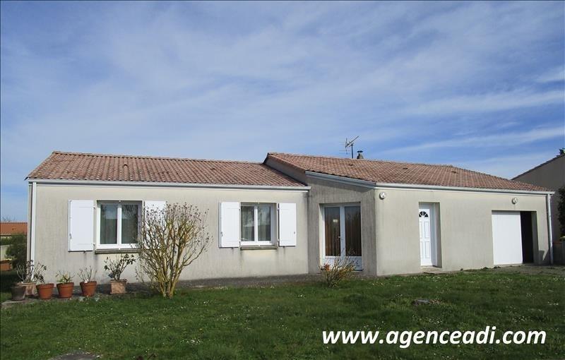 Vente maison / villa Nanteuil 149760€ - Photo 1