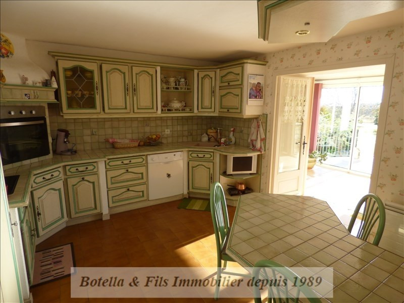 Verkoop  huis Barjac 421000€ - Foto 5