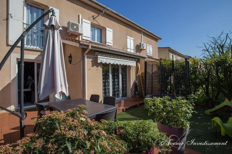Sale house / villa Villeurbanne 279000€ - Picture 1