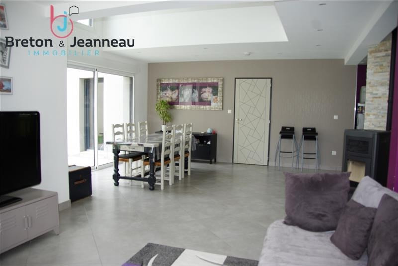 Vente maison / villa Changé 332 800€ - Photo 3