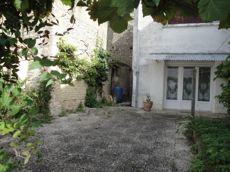 Vente maison / villa St hilaire la palud 159000€ - Photo 4