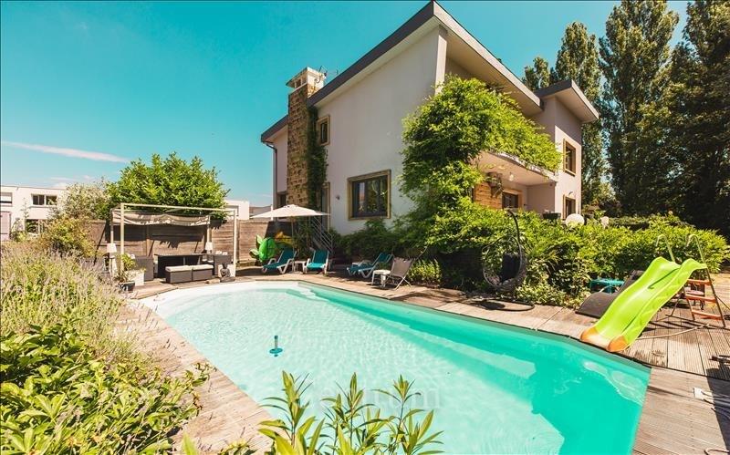 Deluxe sale house / villa Richemont 799000€ - Picture 1