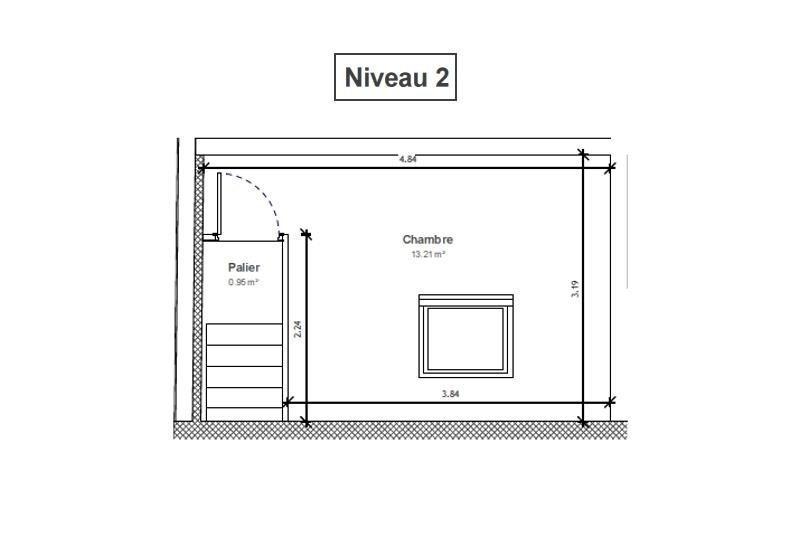 Sale apartment Massy 241000€ - Picture 3