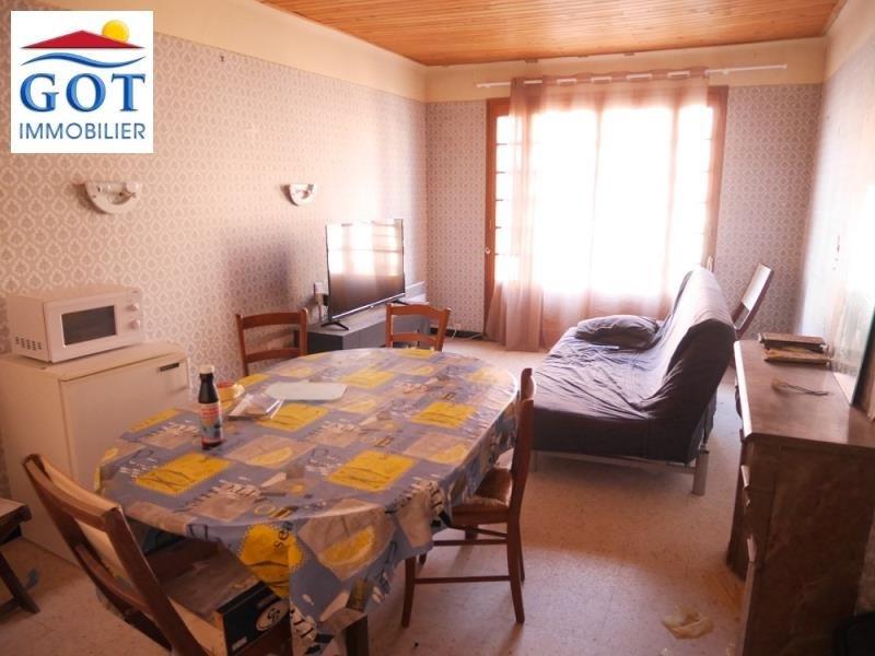 Sale building St laurent de la salanque 126000€ - Picture 1