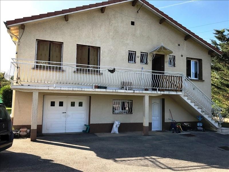 Sale house / villa St quentin fallavier 273000€ - Picture 1