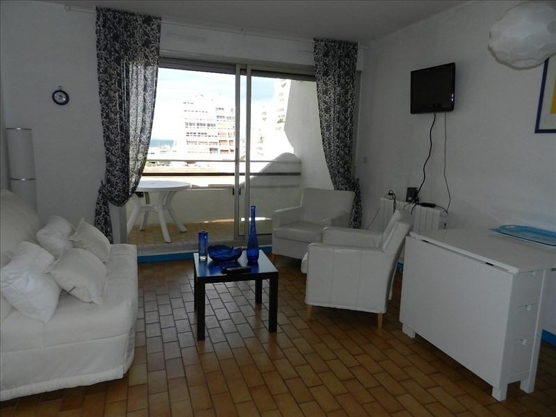 Affitto appartamento La grande motte 540€ CC - Fotografia 2