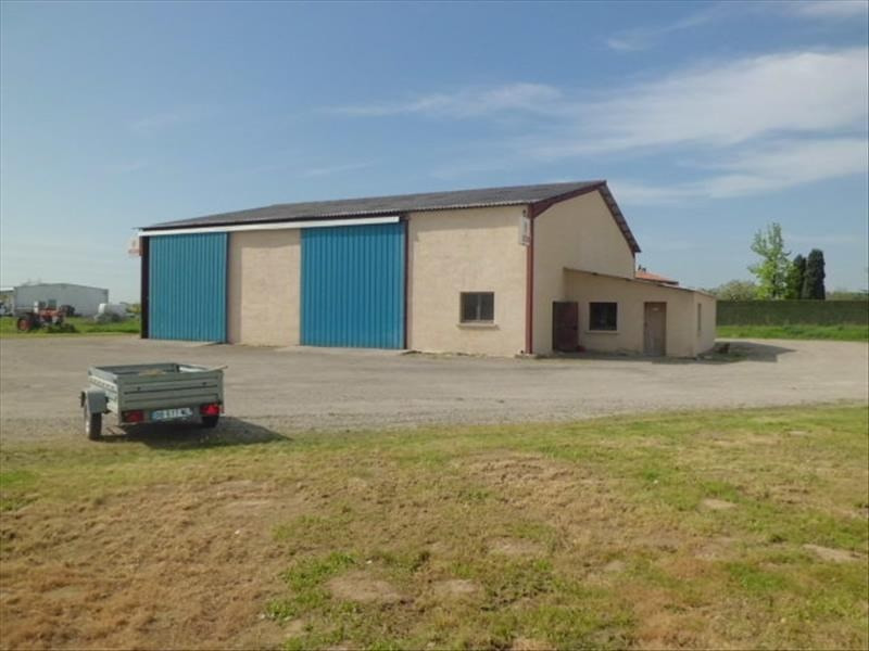 Location local commercial Dieupentale 1600€ HT/HC - Photo 1
