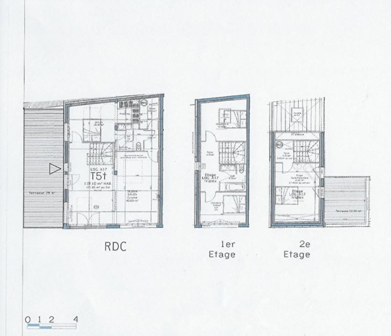 Sale apartment Nantes 496000€ - Picture 1