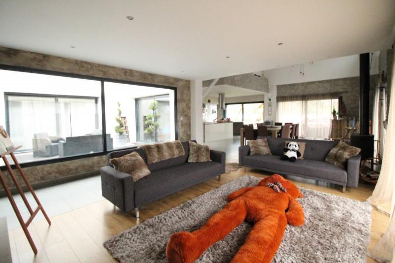 Vente maison / villa Bourgoin jallieu 399000€ - Photo 2