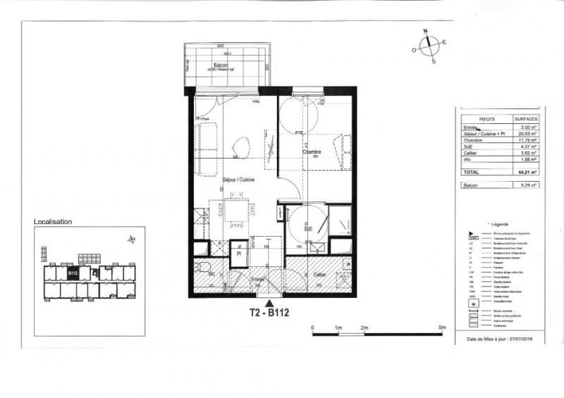 Vente appartement Olonne sur mer 162000€ - Photo 3