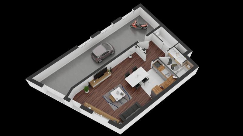 Vente appartement Linas 130650€ - Photo 2