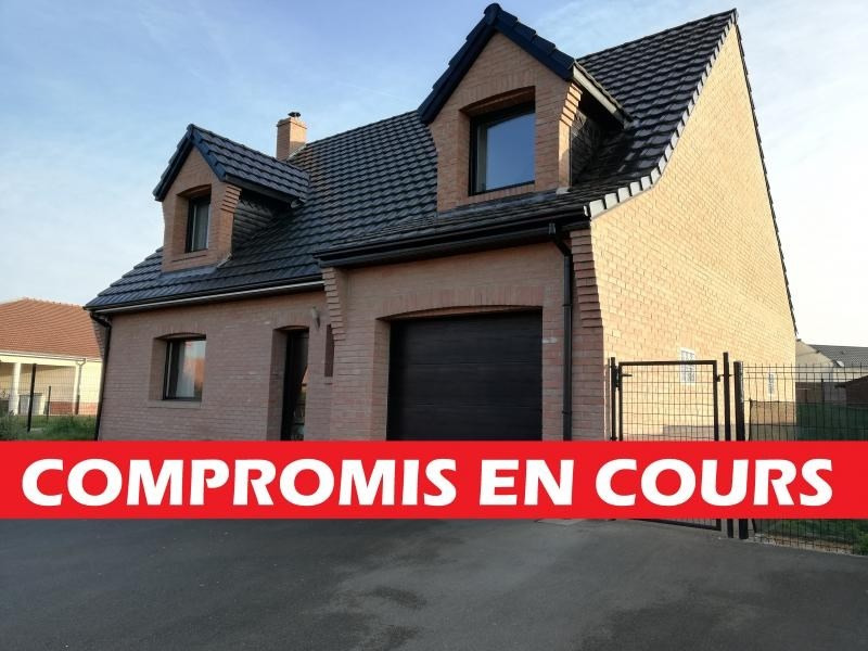 Vente maison / villa Ostricourt 259 000€ - Photo 1
