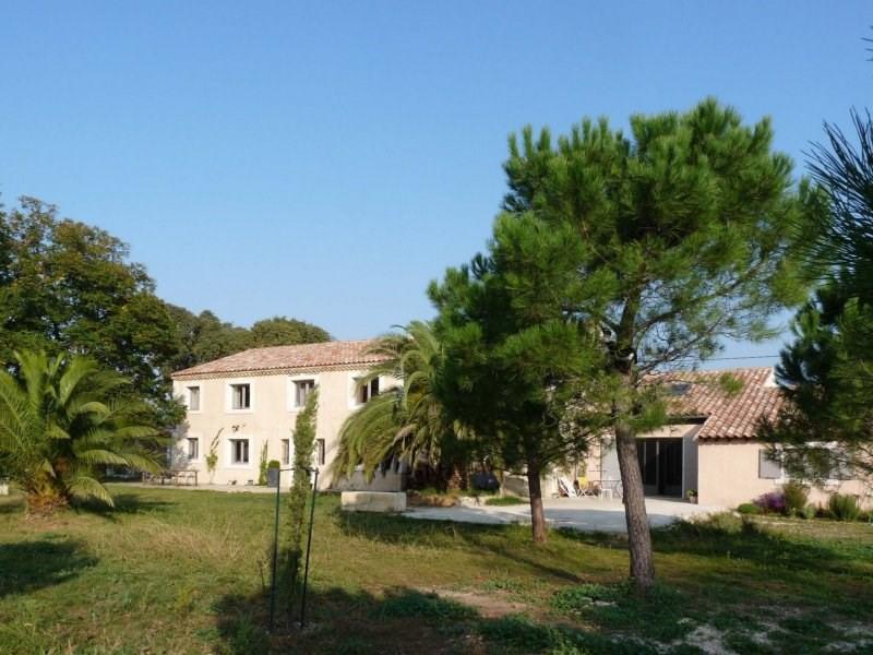 Deluxe sale house / villa Arles 850000€ - Picture 1