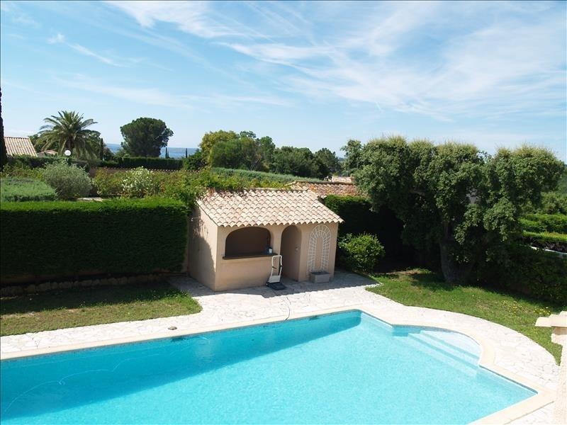 Deluxe sale house / villa Les issambres 840000€ - Picture 9