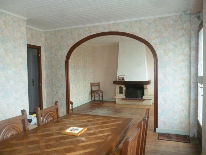 Sale house / villa Belz 153700€ - Picture 1