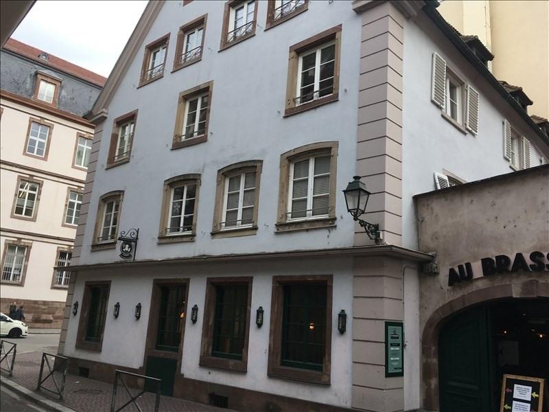 Rental apartment Strasbourg 650€ CC - Picture 1