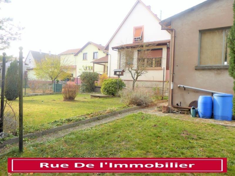 Vente maison / villa Schweighouse sur moder 222000€ - Photo 4