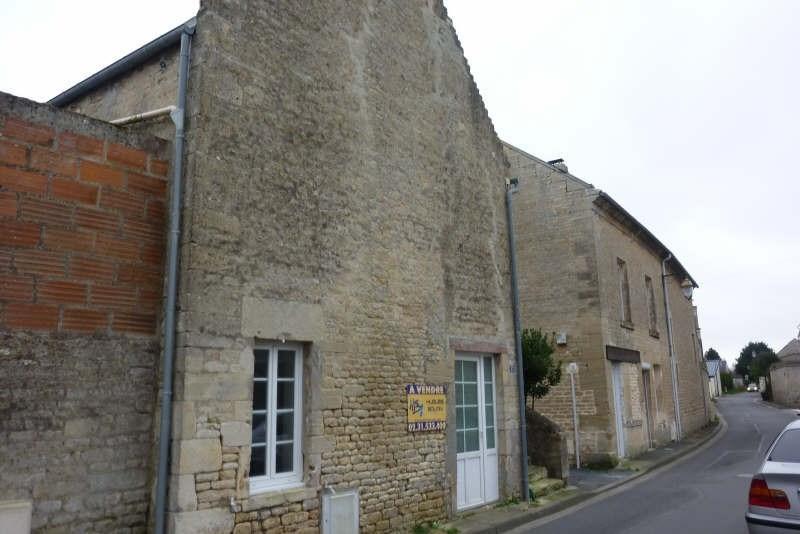 Sale building Luc sur mer 85000€ - Picture 1