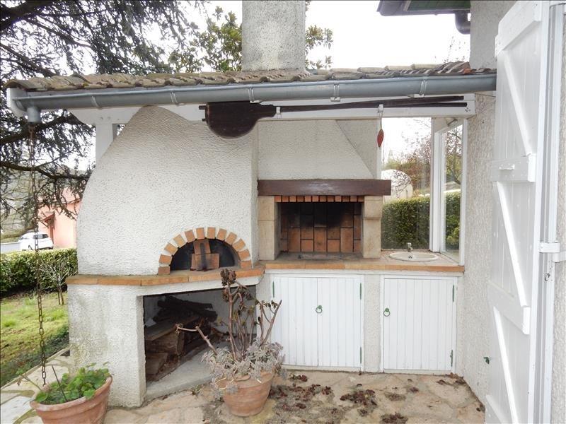 Vente maison / villa St cyr sur le rhone 317000€ - Photo 4