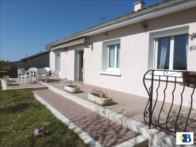 Vente maison / villa Chatellerault 163240€ - Photo 3