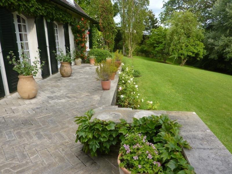 Revenda residencial de prestígio casa Houlgate 1166000€ - Fotografia 3