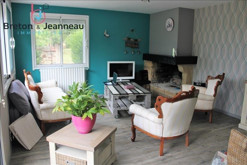 Vente maison / villa Coudray 218400€ - Photo 5