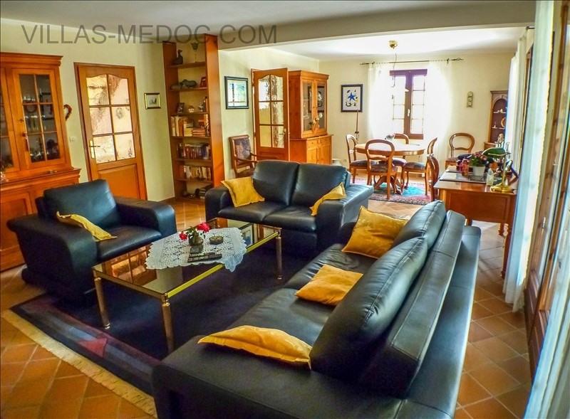 Sale house / villa Grayan et l hopital 380000€ - Picture 5