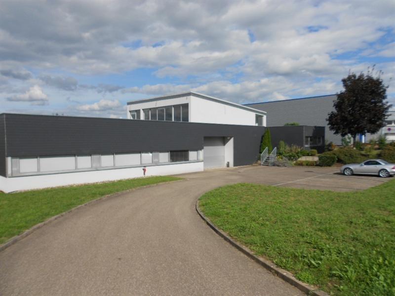 Vente local commercial Wasselonne 680000€ HT - Photo 1
