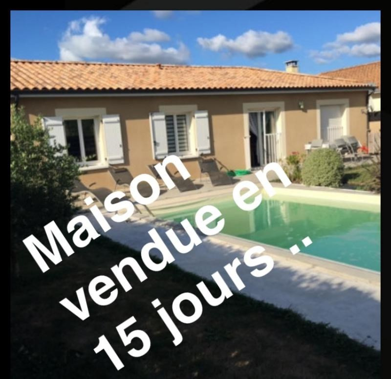 Sale house / villa St andre de cubzac 209000€ - Picture 1