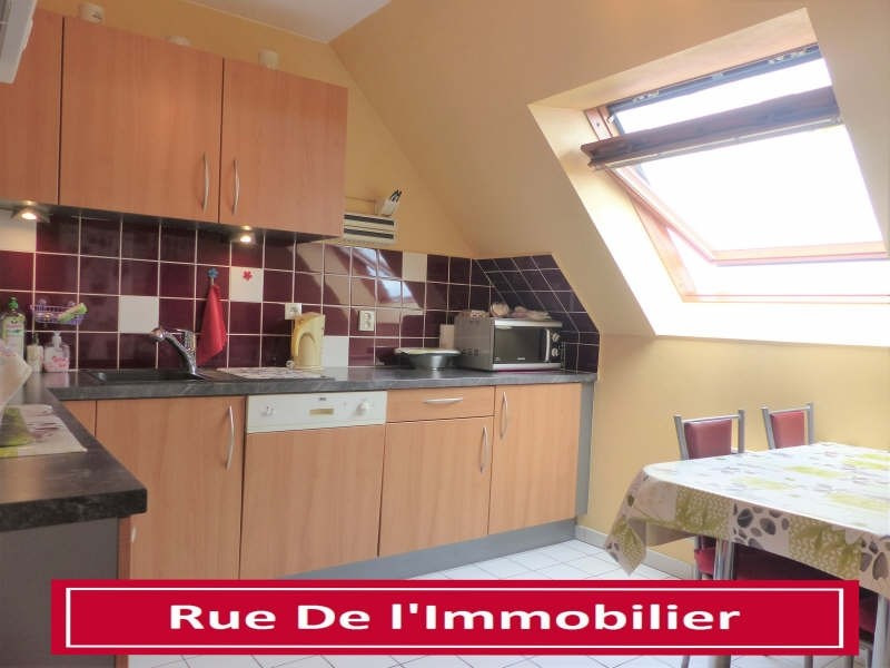 Sale apartment Schweighouse sur moder 160 000€ - Picture 2