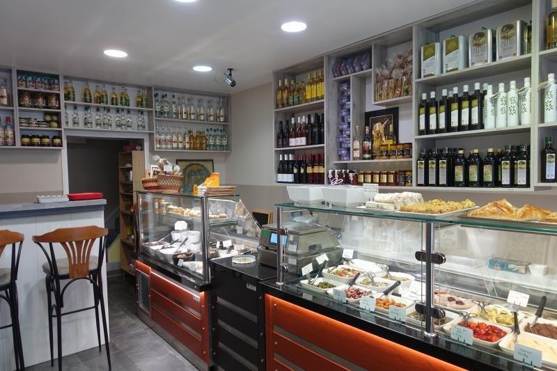 Commercial property sale shop Paris 16ème 285000€ - Picture 1