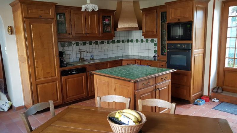 Vente maison / villa Vallangoujard 377400€ - Photo 2