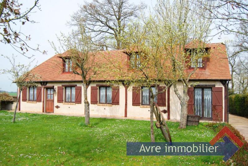 Sale house / villa Verneuil d'avre et d'iton 209500€ - Picture 2