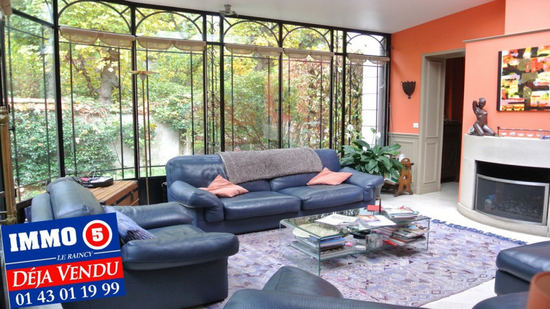 Sale house / villa Le raincy 680 000€ - Picture 1