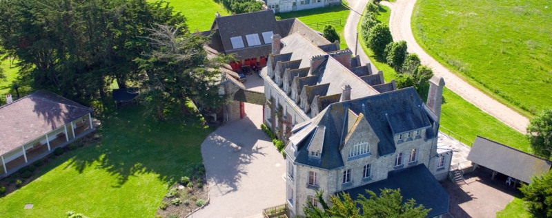 Vente de prestige maison / villa Surville 1155000€ - Photo 6