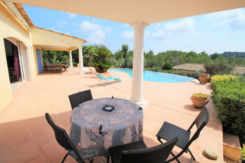 Deluxe sale house / villa Biot 1297000€ - Picture 3