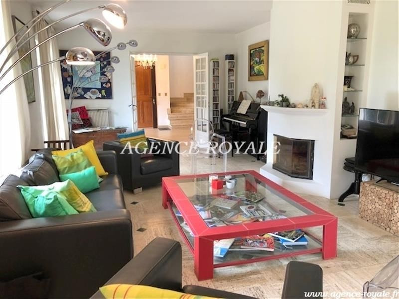 Sale house / villa Chambourcy 955000€ - Picture 2