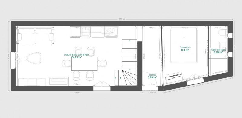 Venta  casa St genis les ollieres 220000€ - Fotografía 6