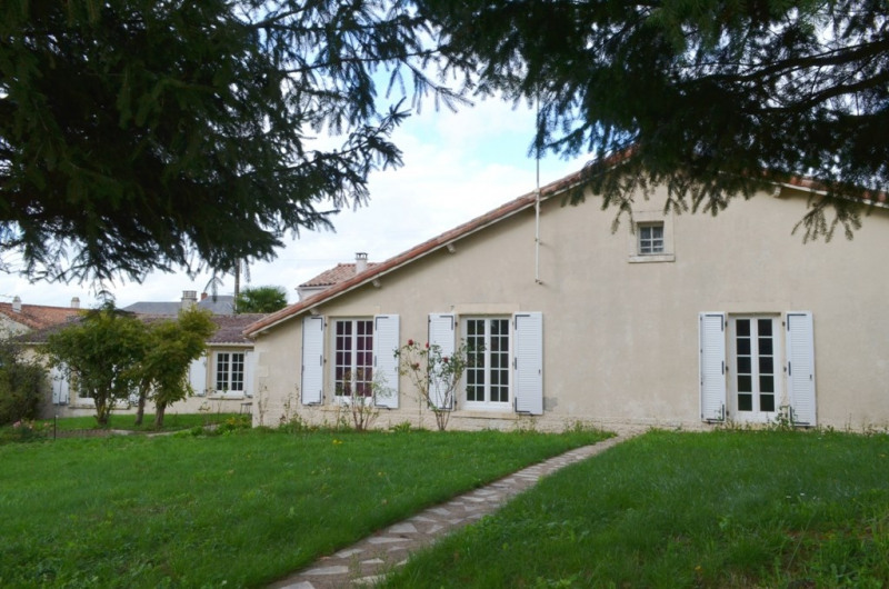 Vente maison / villa Antigny 112 000€ - Photo 1