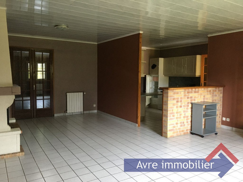 Location maison / villa Verneuil d'avre et d'iton 765€ CC - Photo 1