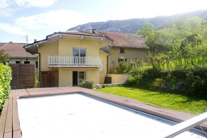 Vente maison / villa Archamps 520000€ - Photo 1