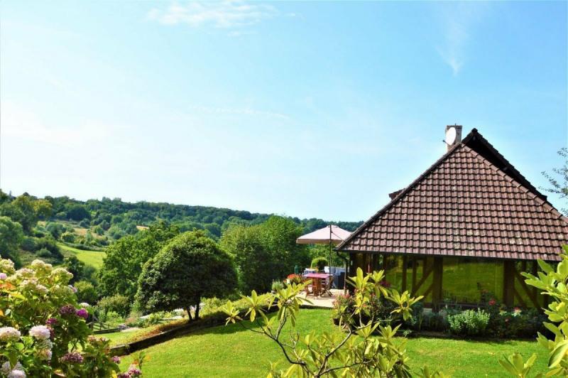 Vente de prestige maison / villa Saint-léger-dubosq 430500€ - Photo 2