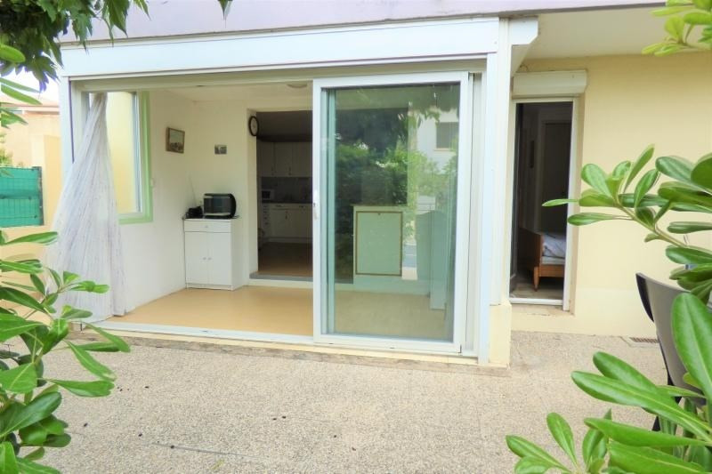 Sale apartment Valras plage 105 000€ - Picture 1